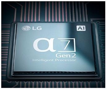 پردازنده ی تصویر جدید تلویزیون ال جی sm9000 بانه 24