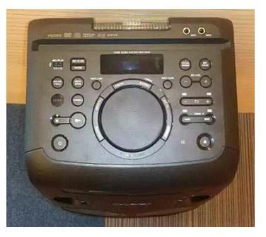سیستم صوتی سونی مدل MHC-V44D بانه کالا هور بانه