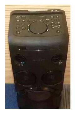 سیستم صوتی سونی مدل MHC-V44D بانه 24