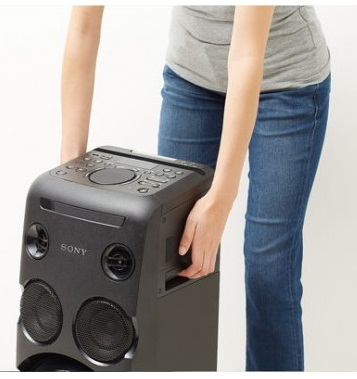 سیستم صوتی سونی مدل MHC-V44D بانه کالا