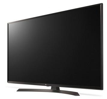 تلویزیون صفحه تخت 60 اینچ الجی uj634v بانه 24