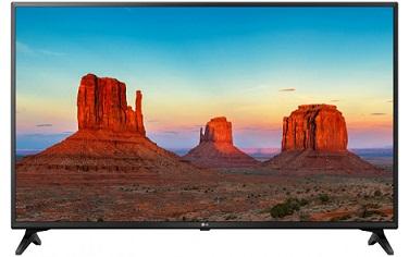 تلویزیون 55 اینچ ال جی مدل uk6200 بانه 24
