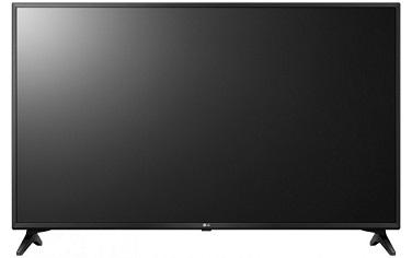 تلویزیون 55  تخت ال جی مدل uk6200 بانه 24