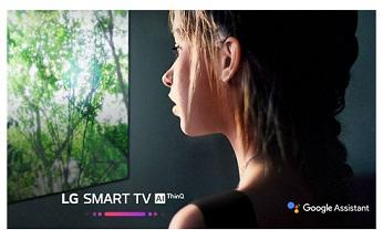 تلویزیون هوشمند 55 اینچ ال جی uk6300 بانه 24