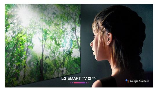 سیستم صوتی تلویزیون 65 اینچ الجی uk6500 بانه 24