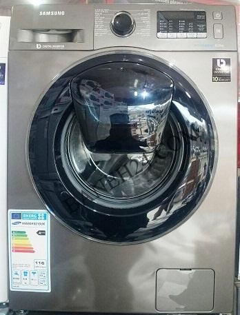 ماشین لباسشویی سامسونگ مدل ww90k5213ww بانه 24