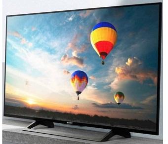 تلویزیون 55 اینچ سونی x8000e بانه کالا