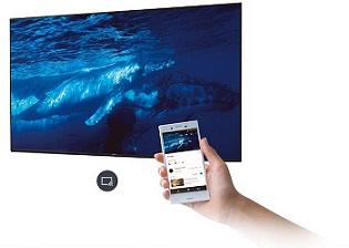 تلویزیون سونی 55 اینچ بانه 24