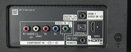 پورت تلویزیون 55 اینچ سونی مدل x8500e بانه