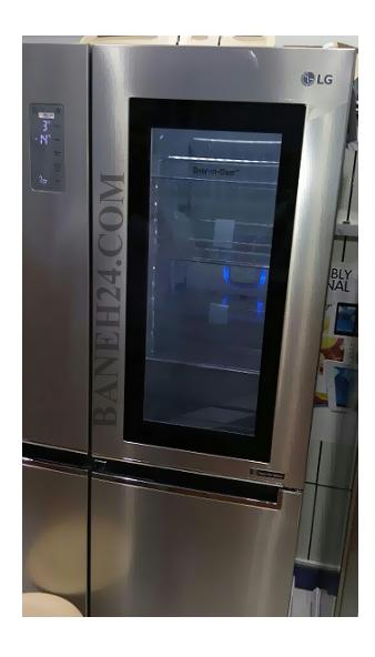 یخچال ساید بای ساید X961 بانه