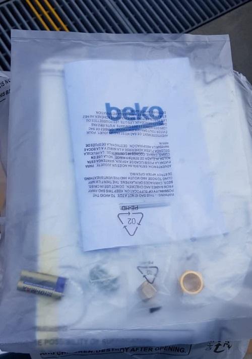 کولر گازی 21000 بکو BEKO BKM 210XMOC بانه