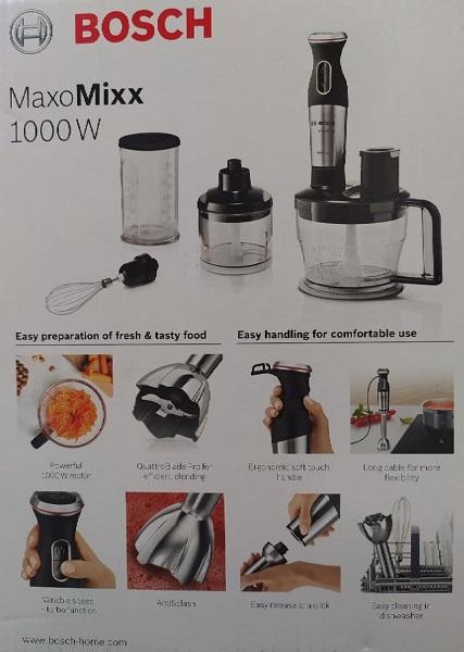 خرید MS8CM6190 از بانه با قابلیت همزن و غذاساز