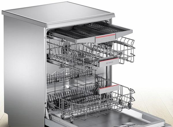 مشخصات و قیمت خرید ماشین ظرفشویی 14 نفره بوش مدل sms46mi03e در بازرگانی هور