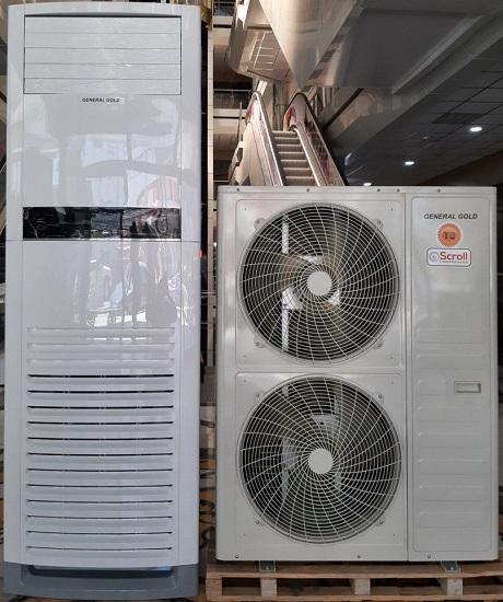 کولر گازی سرد و گرم GG-FT60 بانه کالا هور