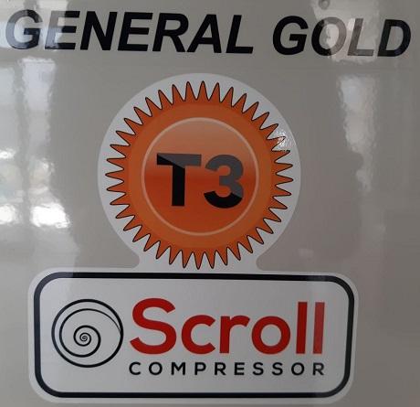 کولر گازی GG-FT60 جنرال گلد ویژه مناطق گرم و حاره ای