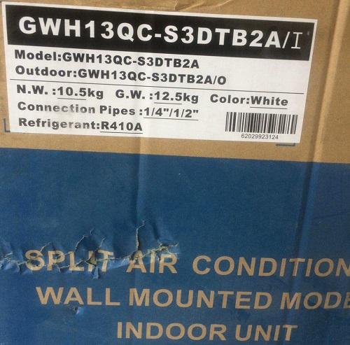 کولر گازی 13000 گری gree gwh13qc, خرید از baneh24