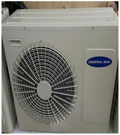 کولر گازی سرمایشی/گرمایشی جنرال مکس دیجیتال gm-s18000 بانه کالا