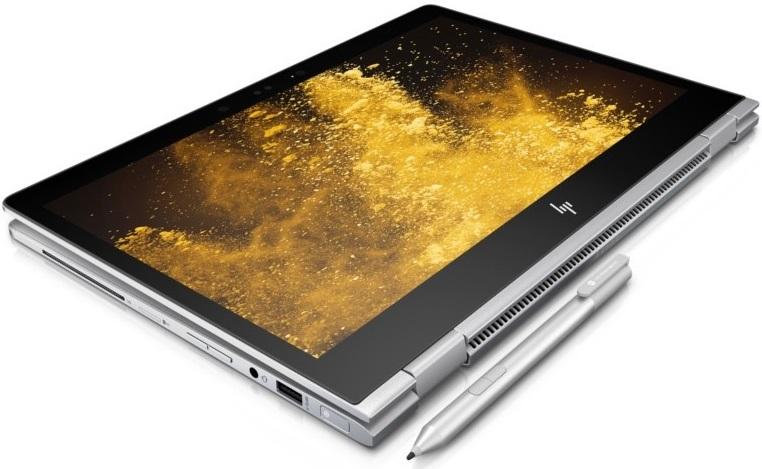 EliteBook X360 1030 G2 خرید لپ تاپ استوک از بانه
