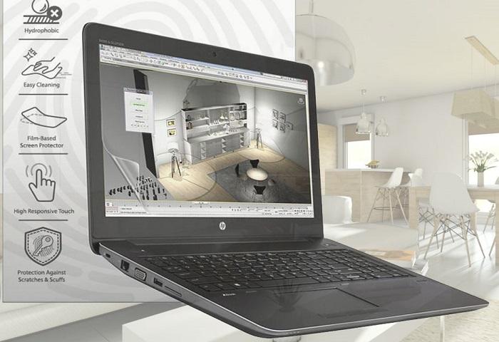 لپ تاپ اچ پی سری زدبوک دارای 16 گیگ رم