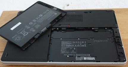 لپ تاپ کم مصرف اچ پی hp elitebook folio 9480m - خرید لپ تاپ استوک از بانه