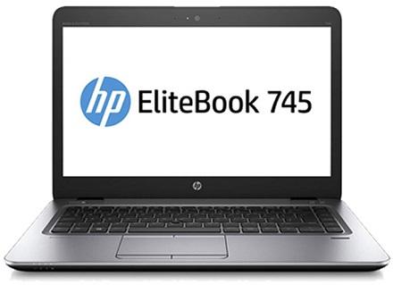لپ تاپ استوک اچ پی hp 745 g4 بانه کالا