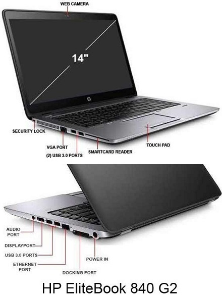 baneh24 - hoor - hp elitebook 840 g2 i5