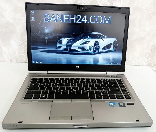 لپ تاپ 14 اینچ اچ پی elitebook 8460p خرید از baneh24