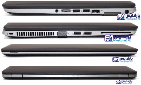 لپ تاپ 15.6 اینچ اچ پی elitebook 850 g2 بانه 24