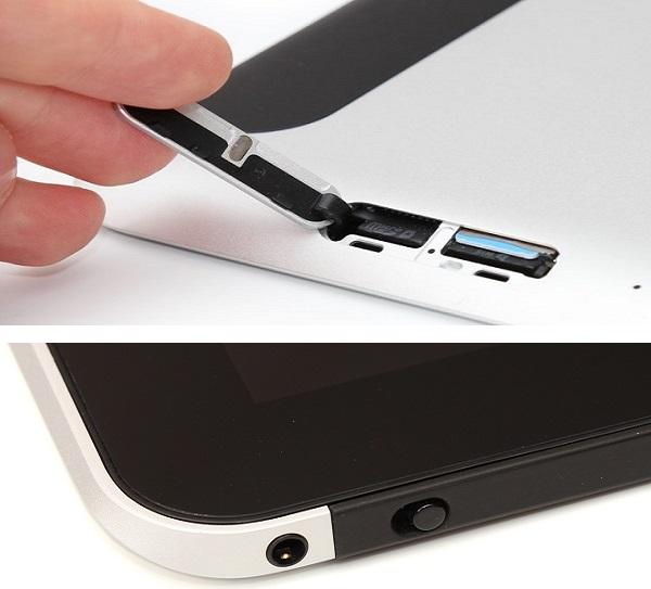 اچ پی 10.1 اینچ Elitepad 1000 G2 با 125GB SSD