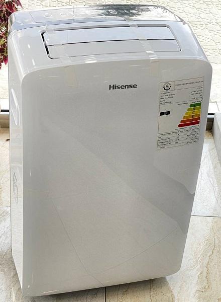 کولر گازی 12000 هایسنس QAP-12HR قیمت در بانه24