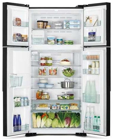 فروش ارزان یخچال در بانه - بانه کالا - خرید یخچال فریزر ساید بای ساید