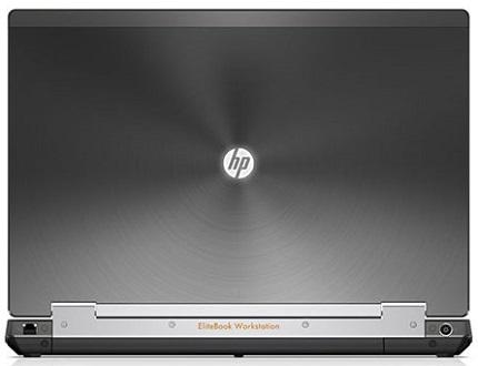 خرید لپ تاپ استوک اچ پی - خرید از بانه - hp elitebook 8570w