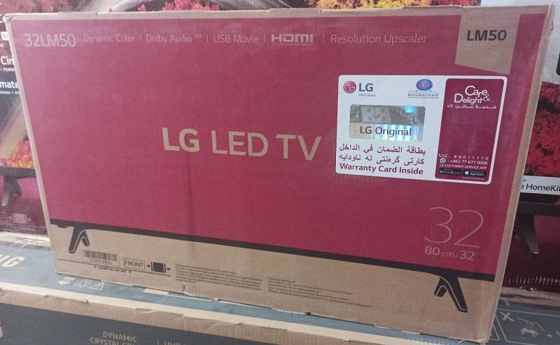 تلویزیون 32 اینچ 32LM500BPTA با کیفیت HD