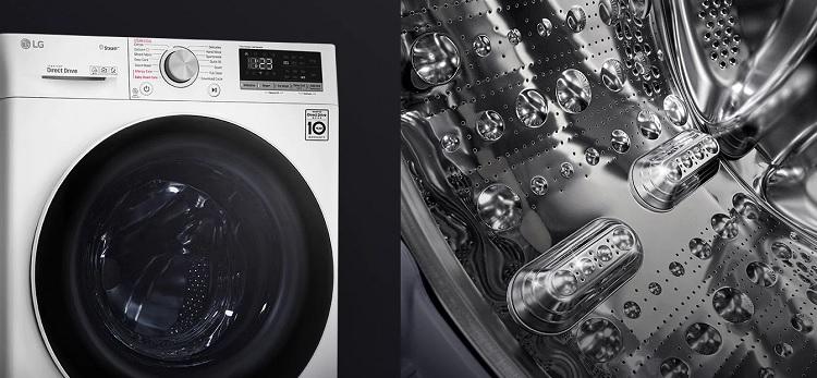 قیمت و مشخصات لباسشویی هوشمند F4V5RYP0W