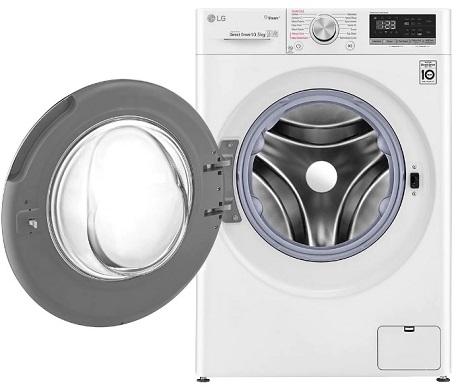 مشخصات انواع لباسشویی ال جی در بانه24