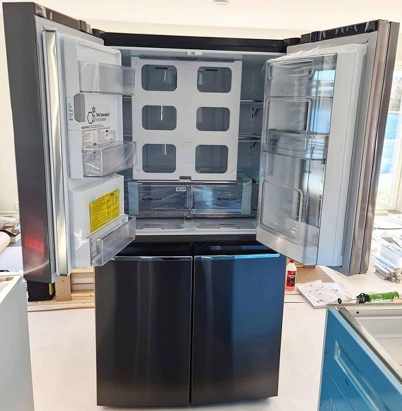 بانه 24 خرید ارزان یخچال 34 فوت GRX334DPB