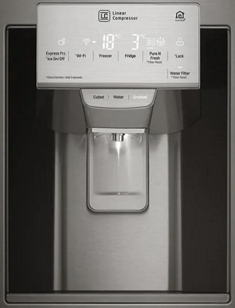 محصولات خانگی بانه کالا خرید یخچال ساید بای ساید