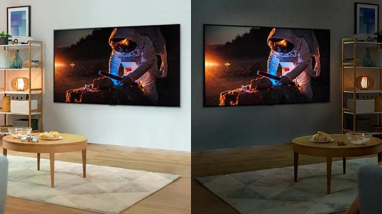 تلویزیون LED ال جی 50UP7550 با قابلیت 4K HDR