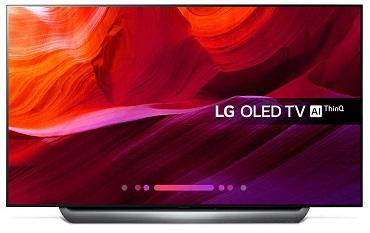 قیمت تلویزیون ال جی c8