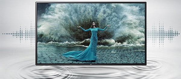 تلویزیون 20 وات ال جی 55UM7400 خرید از bane24