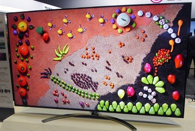 rdlj تلویزیون 65 اینچ ال جی مدل um7450 fhki