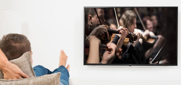 تلویزیون 20 وات ال جی 55UN7100 خرید از bane24
