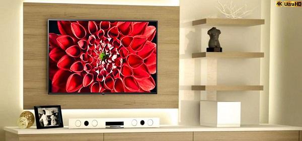 تلویزیون اسمارت 4k ال جی 55UN7100 عرضه در بانه24