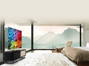 قیمت تلویزیون 65 اینچ الجی مدل SK9500 بانه