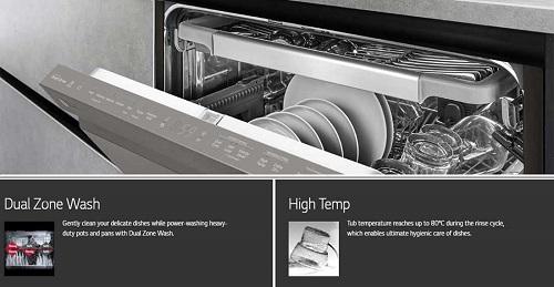 لباسشویی ال جی با قدرت تمیز کنندگی بالا - عرضه در بانه 24
