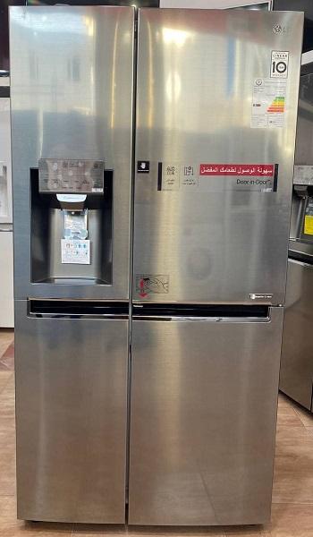 قیمت و مشخصات انواع یخچال فریزر در بانه کالا GCJ-267P