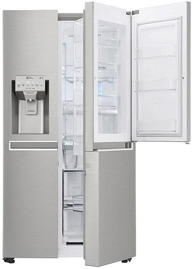 یخچال فریزر ال جی GCJ-267PXW با قابلیت در تو در - بانه