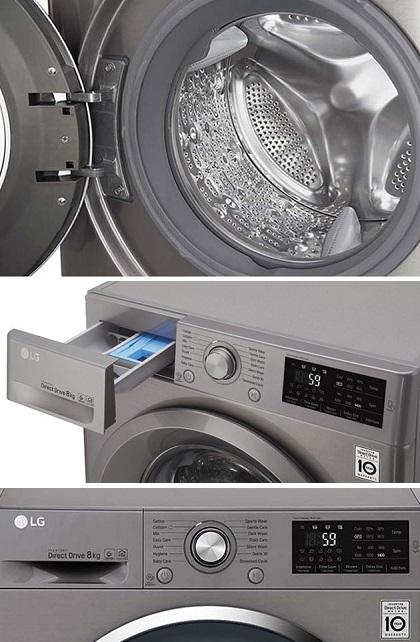 لباسشویی ال جی - lg j5