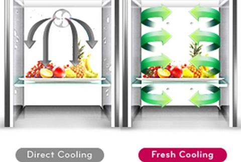 خرید یخچال دو قلو از بازرگانی هور - بانه کالا