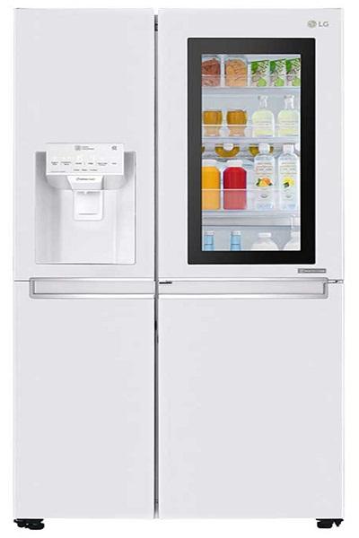 یخچال هوشمند ال جی مدل x257 بانه